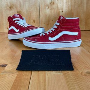 Vans SK8-HI CANVAS SKATBOARDING Shoes Sneakers